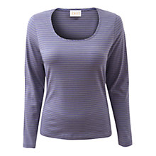 Buy East Pierre Top, Dark Lilac Online at johnlewis.com