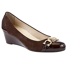 Buy John Lewis Columbia Wedge Court Shoes Online at johnlewis.com