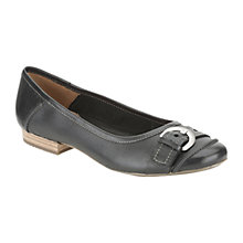 Buy Clarks Henderson Ice Ballerinas Online at johnlewis.com