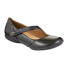 Buy Clarks Felicia Plum Pump Online at johnlewis.com