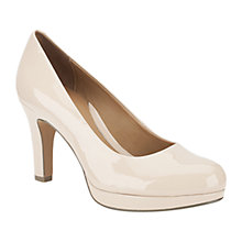 Buy Clarks Anika Kendra Patent Court Shoes Online at johnlewis.com