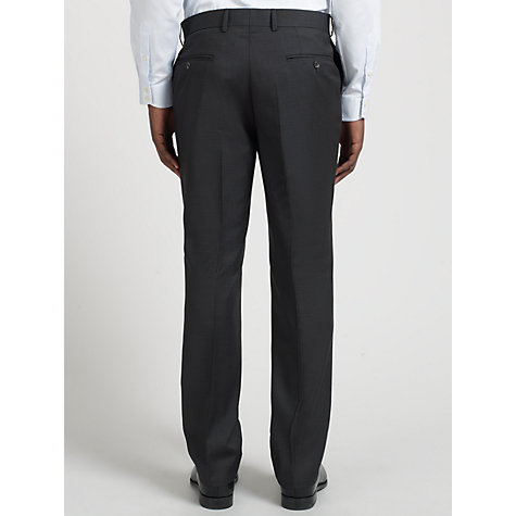 Buy Ted Baker Endurance Purltro Wool Suit Trousers, Charcoal Online at johnlewis.com