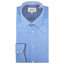 Buy Ted Baker Classix Striped Shirt Online at johnlewis.com