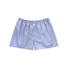 Buy Thomas Pink Southgate Texture Boxer Shorts Online at johnlewis.com