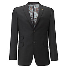 Buy Ted Baker Purljak Wool Suit Jacket, Charcoal Online at johnlewis.com