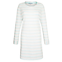 Buy John Lewis Carrie Stripe Nightdress Online at johnlewis.com