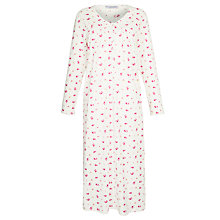 Buy John Lewis Ditsy Rosebud Nightdress, Multi Online at johnlewis.com