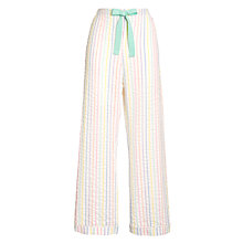 Buy John Lewis Woven Stripe Pyjama Pants, Multi Online at johnlewis.com