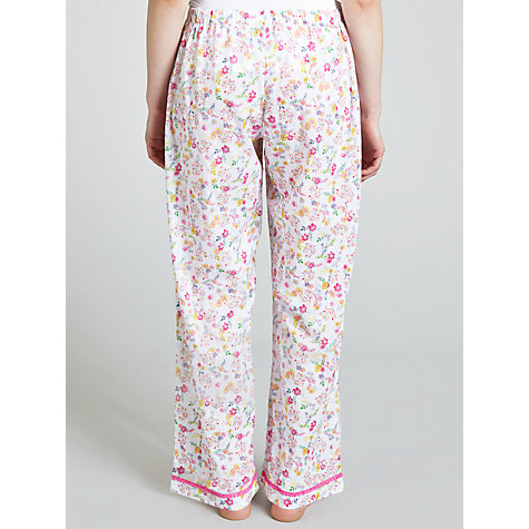 Buy John Lewis Ditsy Floral Pyjama Pants, Multi Online at johnlewis.com