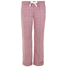 Buy Rampant Sporting Floral Pyjama Bottoms, Multi Online at johnlewis.com