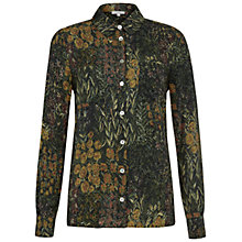Buy Hobbs Persephone Shirt, Multi Online at johnlewis.com