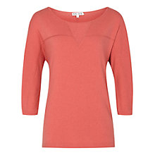 Buy Reiss Calico Oversized Jumper Online at johnlewis.com