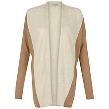 Buy Hobbs Ayla Cardigan, Parchment Multi Online at johnlewis.com