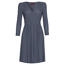 Buy allegra by Allegra Hicks Madelyn Dress, Daisy Blue Online at johnlewis.com