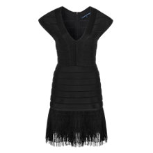 Buy French Connection La Belle Epoque Capped Sleeve Dress Online at johnlewis.com