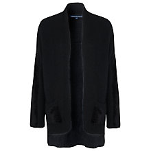 Buy French Connection Bear Knits Cardigan, Black Online at johnlewis.com