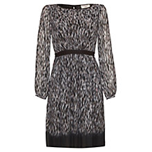 Buy allegra by Allegra Hicks Scarlett Dress, Brushed Animal Online at johnlewis.com