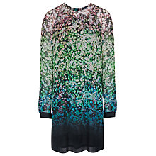 Buy French Connection Hedgerow Blossom Long Sleeved Dress Online at johnlewis.com