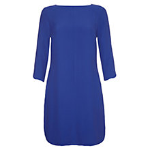 Buy allegra by Allegra Hicks Aaliyah Dress, Bright Blue Online at johnlewis.com