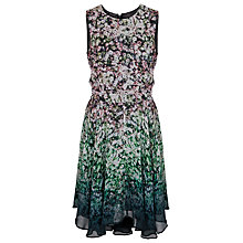Buy French Connection Hedgerow Dress, Multi Online at johnlewis.com