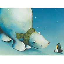 Buy CCA Personlised A Present Charity Christmas Cards Online at johnlewis.com