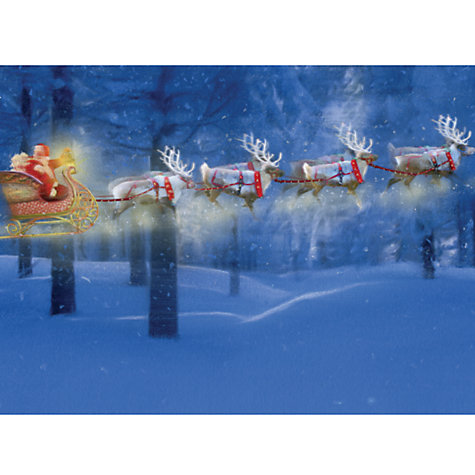 Buy CCA Personalised The Ride Charity Christmas Cards Online at johnlewis.com
