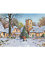 CCA Personalised Winter Walk charity Christmas Cards
