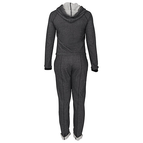 Buy French Connection Mississippi Jumpsuit, Charcoal Online at johnlewis.com