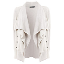 Buy Mint Velvet Waterfall Cardigan Online at johnlewis.com