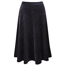 Buy Viyella Petite Star Petal Jersey Skirt, Navy Online at johnlewis.com