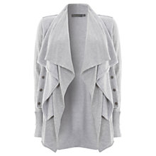 Buy Mint Velvet Marl Cardigan, Grey Online at johnlewis.com