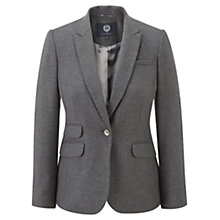 Buy Viyella Wool Blazer, Graphite Online at johnlewis.com