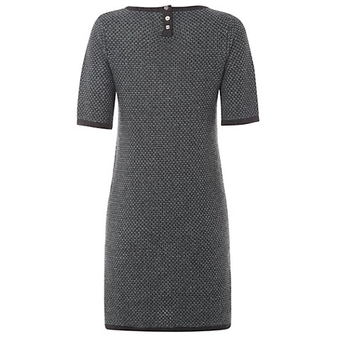Buy White Stuff New Yoker Knitted Dress, Dark Mint Green Online at johnlewis.com