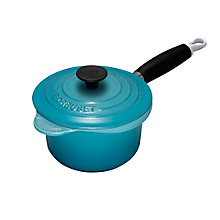 Buy Le Creuset Cast Iron Saucepan Online at johnlewis.com