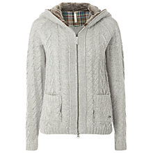 Buy White Stuff Rambling Hoodie, Neutral Grey Online at johnlewis.com