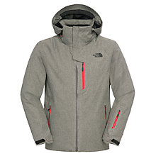Buy The North Face Furano Ski Jacket, Grey Online at johnlewis.com