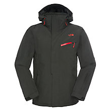 Buy The North Face Streif Ski Jacket, Black Online at johnlewis.com