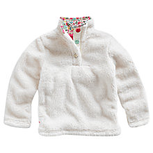 Buy Little Joule Merridie Fleece, Cream Online at johnlewis.com