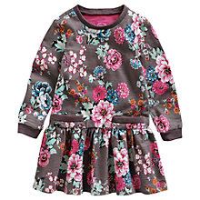 Buy Little Joule Bangles Floral Dress, Praline Online at johnlewis.com