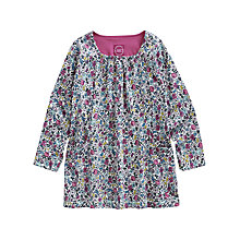 Buy Little Joule Girls' Irene Floral Dress, Ditsy Online at johnlewis.com