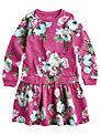 Little Joule Girls' Bangles Floral Jersey Dress, Pink