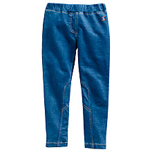 Buy Little Joule Jodding Leggings, Denim Online at johnlewis.com