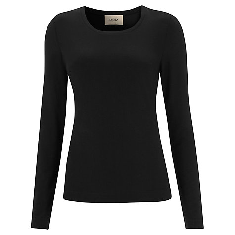Buy Havren Scoop Neck Jersey T-shirt Online at johnlewis.com