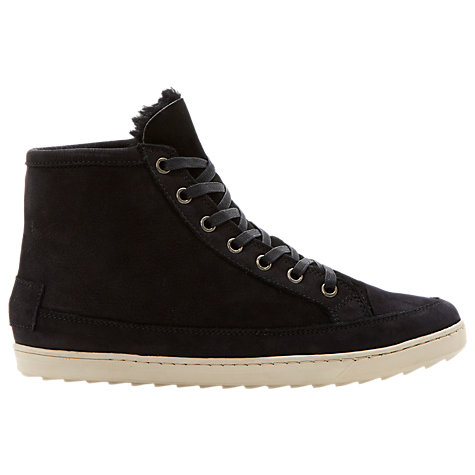Buy Dune Laxe High-Top Trainers Online at johnlewis.com