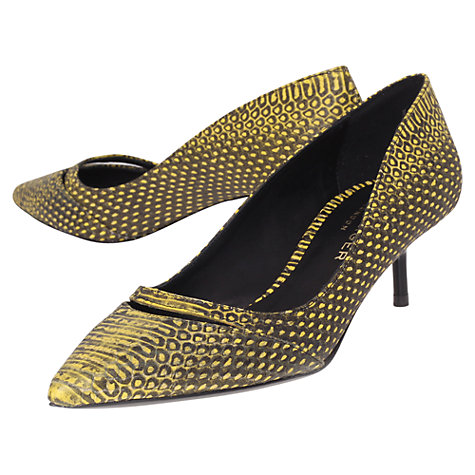Buy Kurt Geiger Cordelia Kitten Heels Online at johnlewis.com