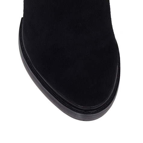 Buy KG by Kurt Geiger Shannon Ankle Boots, Black Online at johnlewis.com