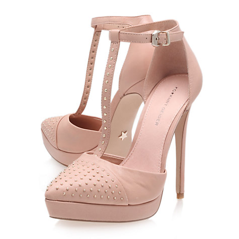Buy KG by Kurt Geiger Clemence Court Shoes Online at johnlewis.com