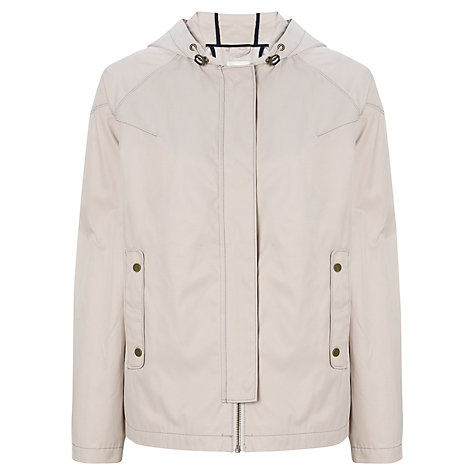Buy Kin by John Lewis Hooded Pumice Jacket Online at johnlewis.com