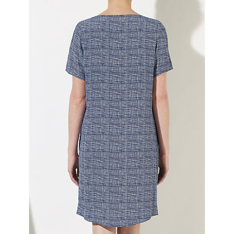 Buy Kin by John Lewis Float Grid Printed Dress, Print Online at johnlewis.com