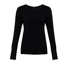 Buy Somerset by Alice Temperley Button Detail Jumper Online at johnlewis.com